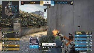 EPIC SEMI-FINAL!! - Astŗalis vs Vitality - ESL One Cologne 2019 - CS:GO