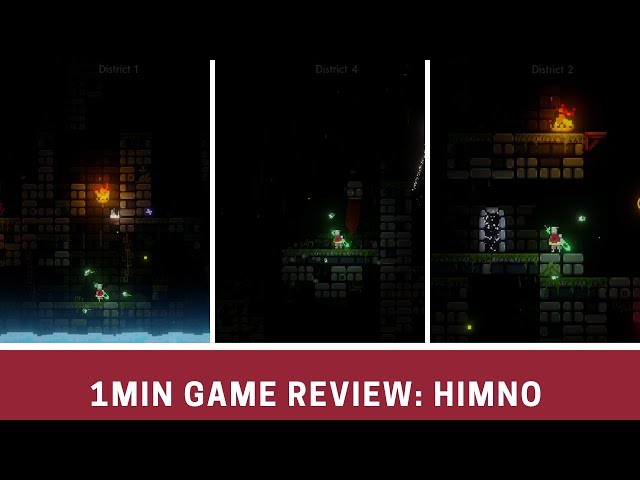 1min Game Review:  Himno Peaceful Adventure Game