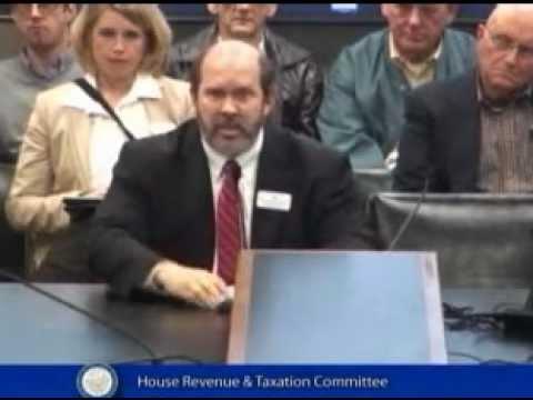 AACF Testifies Against HB 1041