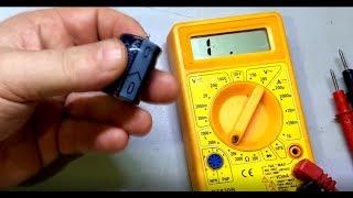 Como Testar Capacitor com Multímetro sem Capacímetro mais Dicas