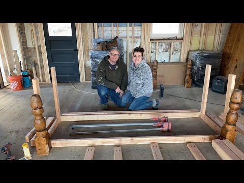 Building A Kitchen Island DIY | Home Renovation