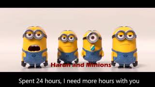 The Minions Sing Girls Like You By Maroon 5 Ft. Cardi B