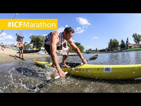 This is Canoe Marathon