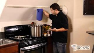 How To Make Homemade Apple Pie Shots Aka Apple Liqueur