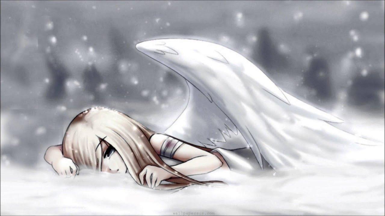 Nightcore arash ft helena broken angel youtube - Sad angel wallpaper ...