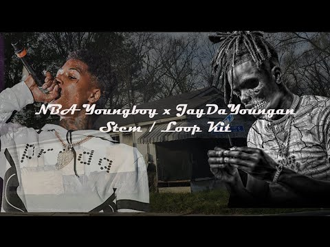 FREE] NBA Youngboy x JayDaYoungan Stem / Loop Kit | FREE NBA