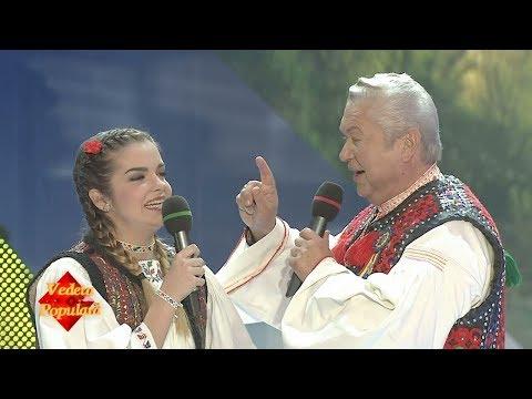 Daria Gâdea şi Gheorghe Turda - Vine vremea să mă duc (#VedetaPopulară)