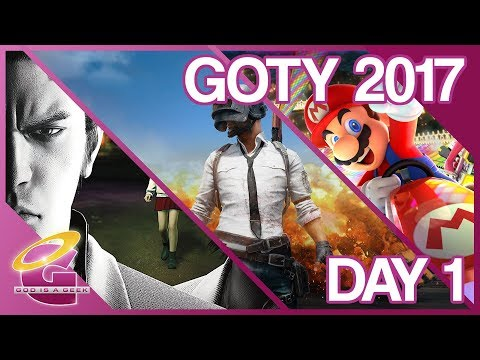 Game of the Year 2017: Day One - Best Re-release, Best surprise, Biggest Disappointment