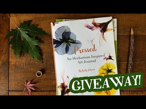 Nature Journal GIVEAWAY!