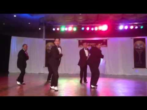 World Salsa Summit 2014 Descarga Latina Men's Team Shines 2