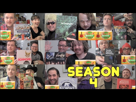 Beer and Board Games Season 4 - Every Episode
