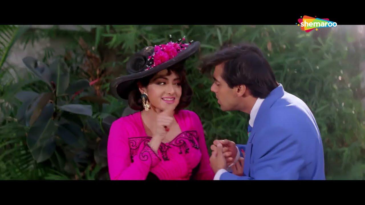 श्रीदेवी और सलमान का हिट गाना - आई ऍम वेरी वेरी सॉरी   I Am Very Very Sorry - HD   Chand Ka Tukda