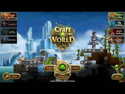 Craft the World - New Imp Pet |