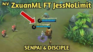 Video Zxuan Playing With JessNoLimit [Senpai & Disciple] download MP3, 3GP, MP4, WEBM, AVI, FLV September 2018