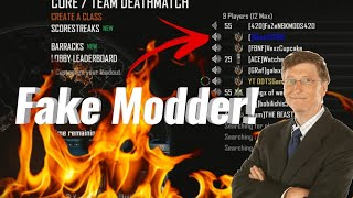 Trolling Fake Infection Modders!