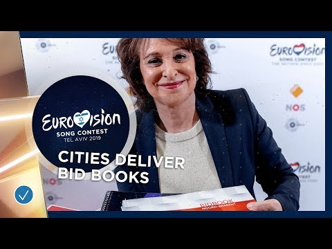 Five Dutch potential Host Cities deliver bid book - Eurovision Song Contest 2020