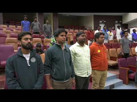 Ek Bharat Shrestha Bharat (TN and J&K): Day 1 (IIT Kharagpur)