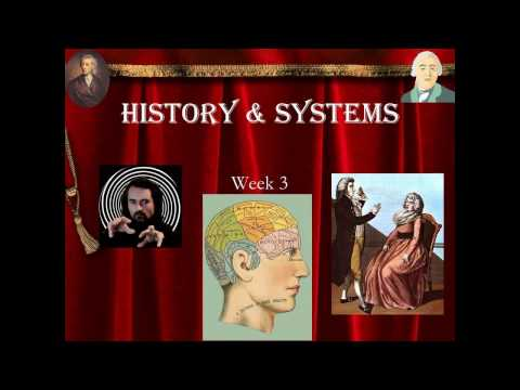 History & Systems of Psychology - Week 3