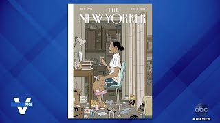 "There's good reason as to why the latest cover of 'the new yorker' went viral – ""the view"" co-hosts can relate all too well!subscribe our channel..."