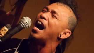 MARJINAL Aramaiti ACOUSTIC LIVE in BAR EL PUENTE LIVE on 20140505