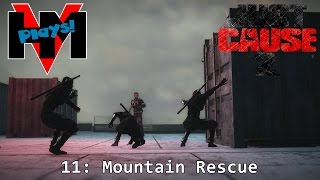 HMV Plays Just Cause 2 - 11: Mountain Rescue