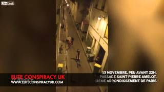 VIEWER DISCRETION ADVISED - LE BATACLAN SHOOTING! INSIDE & OUTSIDE 13/11/15 - PARIS TERRORIST ATTACK