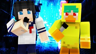 Yandere Middle School - RAP BATTLE! (Minecraft Roleplay) #12