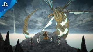LOST SPHEAR - Welcome to the World of LOST SPHEAR Gameplay Trailer | PS4