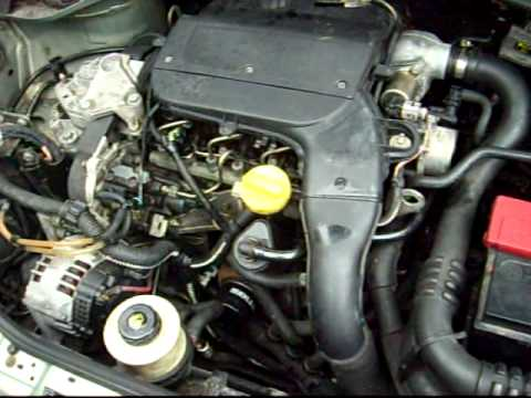renault wont rev past 3000 rpm and has no power, new turbo fitted