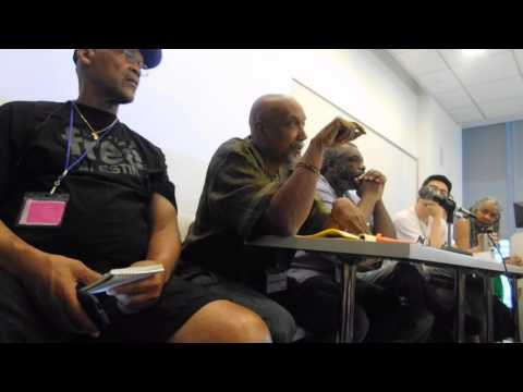 Green Party VP Candidate Ajamu Baraka's Panel Discussion at Left Forum on Exposing Democrats