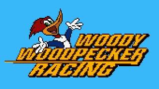 Dirt Stadium - Woody Woodpecker Racing