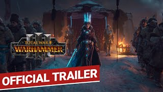 Total War: WARHAMMER III Announce Trailer - Conquer Your Daemons | Coming 2021