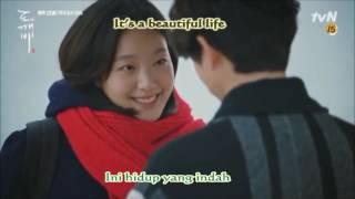 Video 크러쉬 (Crush) - Beautiful [Goblin OST Part 4] Sub INDO download MP3, 3GP, MP4, WEBM, AVI, FLV Januari 2018
