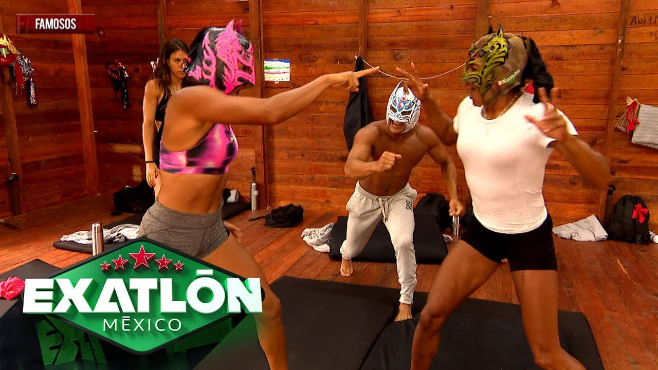 ¡ACTORAZOS! Así se divierten los Famosos | Episodio 30 | Exatlón México