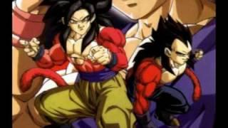 Dragon Ball GT - Abertura Portuguesa & Abertura Brasileira