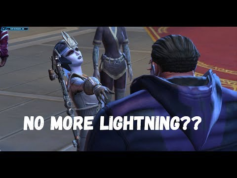 Spineless Cult Members . . .  Ep 9 SWTOR Inquisitor Story Mode Lvl 70