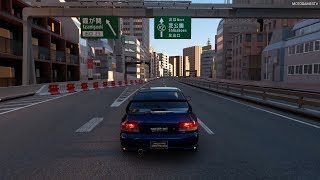 Gran Turismo Sport - Subaru Impreza Coupe WRX Type R STi Version VI '99 Gameplay [4K PS4 Pro]