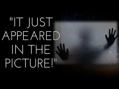 3 Stories Of Ghosts Accidentally Caught On Camera! (Actual Photos!)