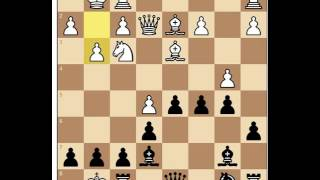 Chess - Queens Indians Defence - AzrullNaiem (Malaysia) vs Abyss567 (Brazil)