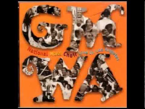 GMWA National Mass Choir - I've Counted The Cost