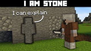 I am Stone: Return of the Stone ( Hypixel Skywars TROLL )