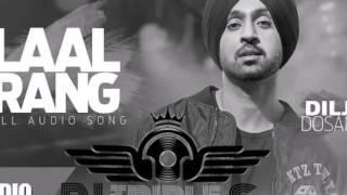 Laal Rang (Jatt Bukda Fire) || Diljit Dosanjh || DHOLMIX || REMIX || DJ SSS