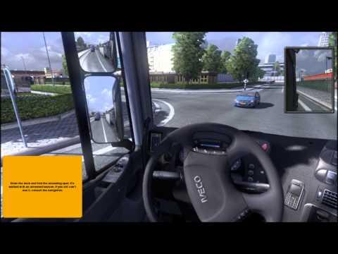 Steam Demo's - Euro Truck Simulator 2 Demo/Trial Part 1