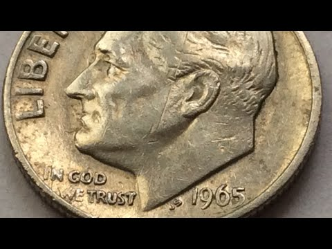 4500$$$ RARE 1965 and 1978 ROOSEVELT DIME NO MINT MARKS US COIN COLLECTION WORTH MONEY