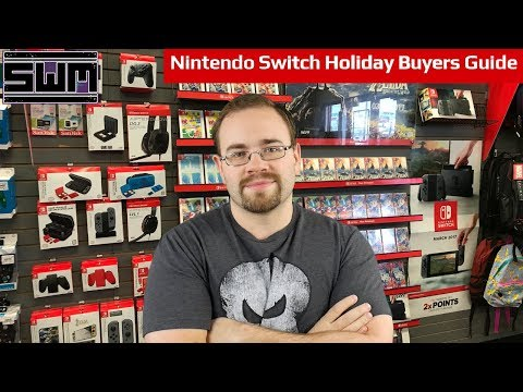 The Nintendo Switch Holiday Buyers Guide  Beginners Edition