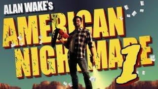 Прохождение Alan Wake American Nightmare Часть 1 Найт Спрингс и мистер Скретч