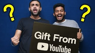 YouTube Sent Us A New Year Gift | Baap Of Bakch...