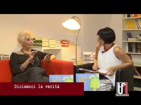 Cloris Brosca Intervista Di Alessandra Benvenuto Youtube