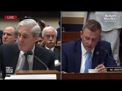 WATCH: Mueller says asking FBI agents about political affiliation 'is not done' | Mueller testimony