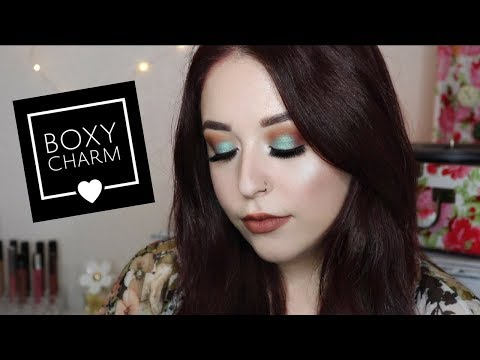 BOXYCHARM UNBOXING & REVIEW | JUNE 2018